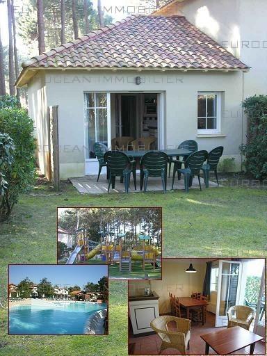 Vacation rental apartment Lacanau-ocean 271€ - Picture 1