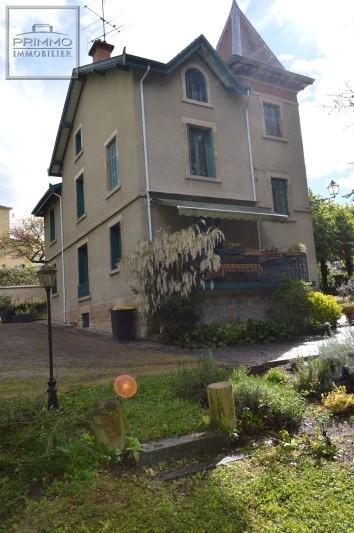 Deluxe sale house / villa Arbresle (l') 580000€ - Picture 1
