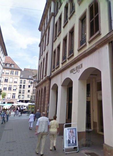 Verhuren  appartement Strasbourg 1080€ CC - Foto 1