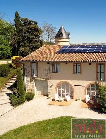 Deluxe sale house / villa Lavaur secteur 895 000€ - Picture 7