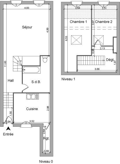 Location appartement Villefranche sur saone 598€ CC - Photo 4