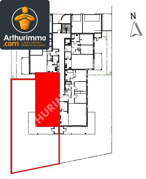Sale apartment Pau 302000€ - Picture 4