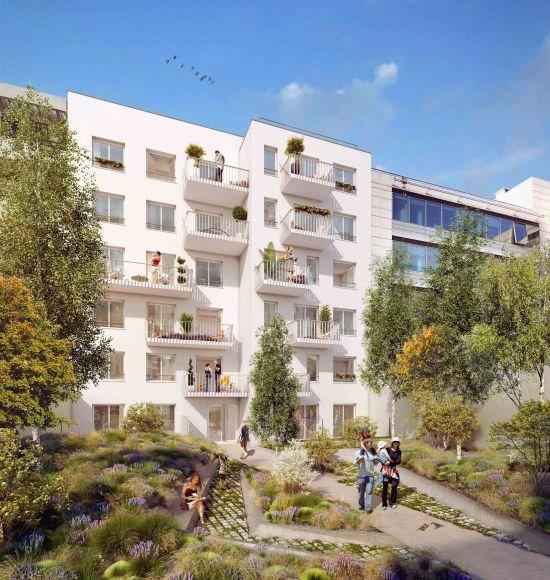 Vendita nuove costruzione Suresnes  - Fotografia 1