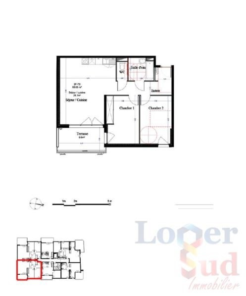 Deluxe sale apartment Montpellier 442000€ - Picture 5
