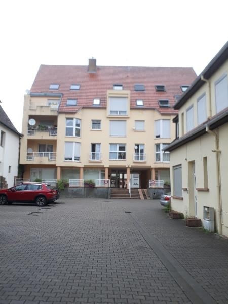 Investment property apartment Wissembourg 141 000€ - Picture 1