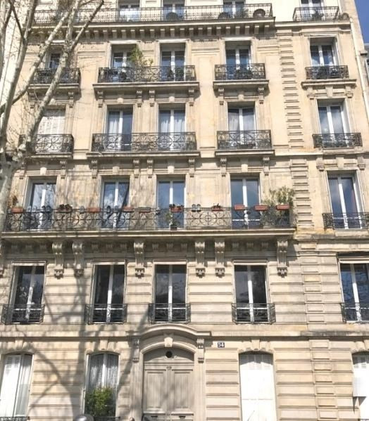 Sale apartment Paris 17ème 65 000€ - Picture 1