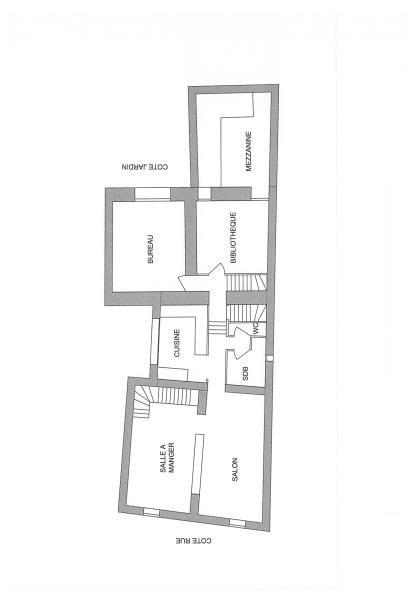 Sale house / villa Fleury sur orne 418000€ - Picture 9