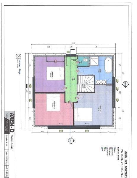 Vente maison / villa Charnoz 359000€ - Photo 4