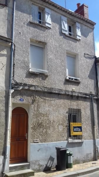 Vente maison / villa Bordeaux 299 600€ - Photo 1