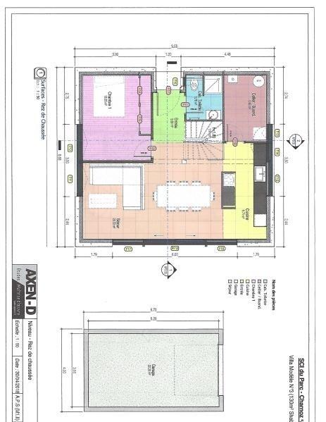 Vente maison / villa Charnoz 359000€ - Photo 5