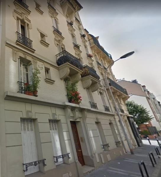 Rental apartment Courbevoie 920€ CC - Picture 1
