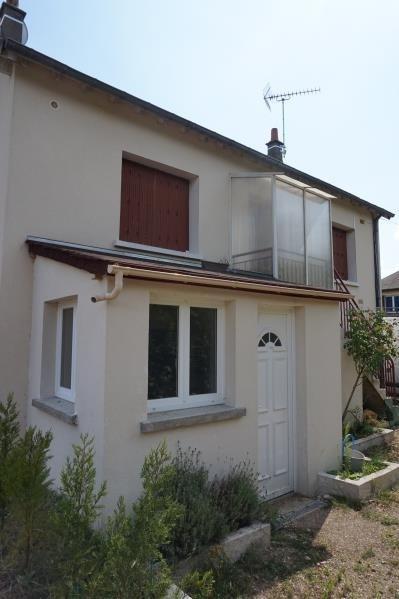 Vente maison / villa Saint gervais la foret 110000€ - Photo 1