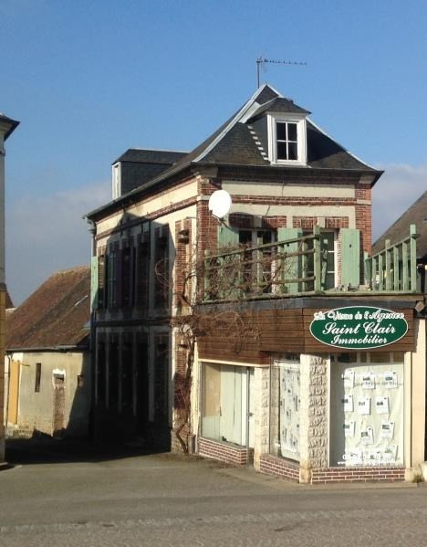 Investment property building Conches en ouche 115000€ - Picture 1