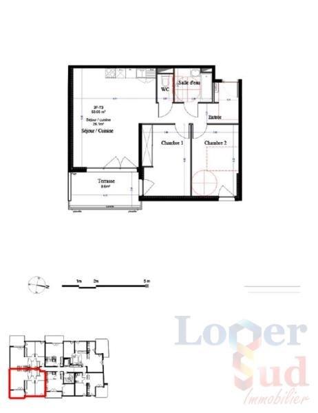 Sale apartment Montpellier 259000€ - Picture 4