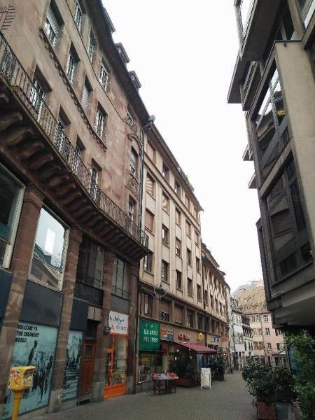 Alquiler  apartamento Strasbourg 977€ CC - Fotografía 1