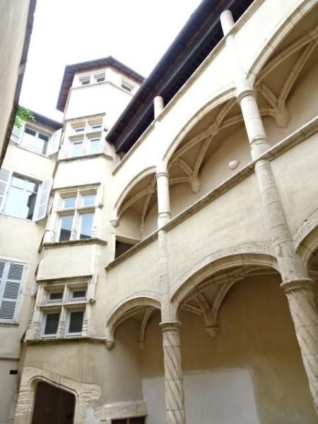 Location appartement Villefranche sur saone 595€ CC - Photo 1