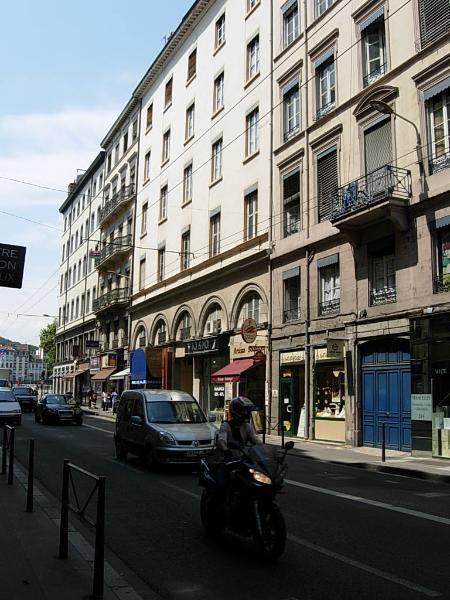 Location boutique Lyon 6ème 811€ CC - Photo 1
