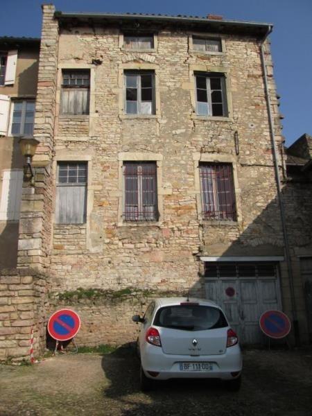 Sale building Tournus 101500€ - Picture 1