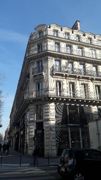 Location appartement Paris 3ème 565€ CC - Photo 1