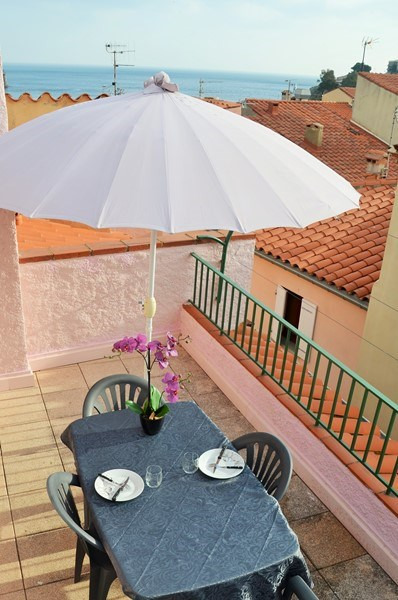 Vacation rental house / villa Collioure 332€ - Picture 1