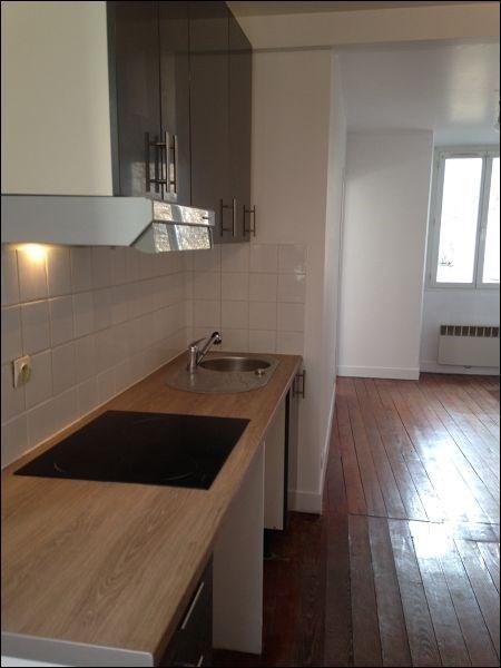 Rental apartment Montgeron 754€ CC - Picture 1