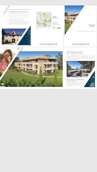 Verhuren  appartement Puyricard 720€ CC - Foto 1