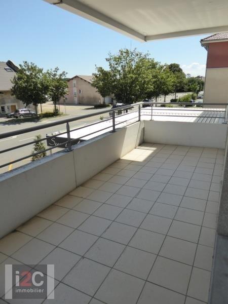 Sale apartment Versonnex 285000€ - Picture 1
