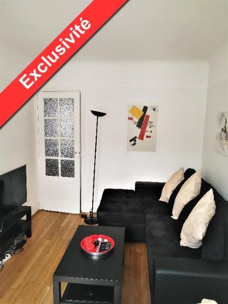 Location appartement Levallois perret 1090€ CC - Photo 1