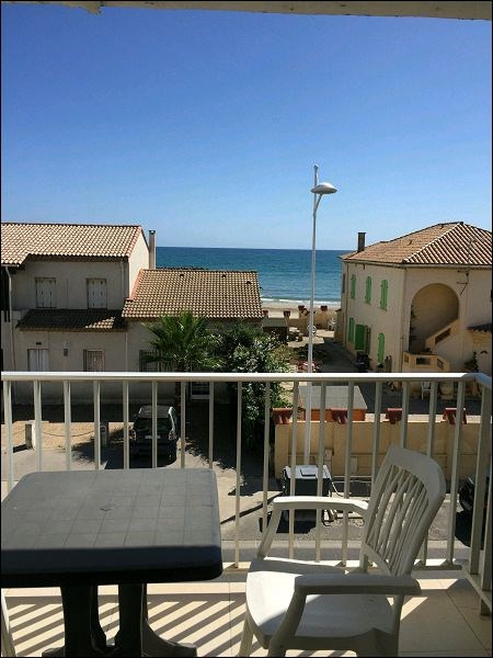 Rental apartment Carnon plage 520€ CC - Picture 1