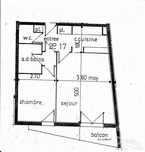 Vente appartement Massy 169000€ - Photo 6