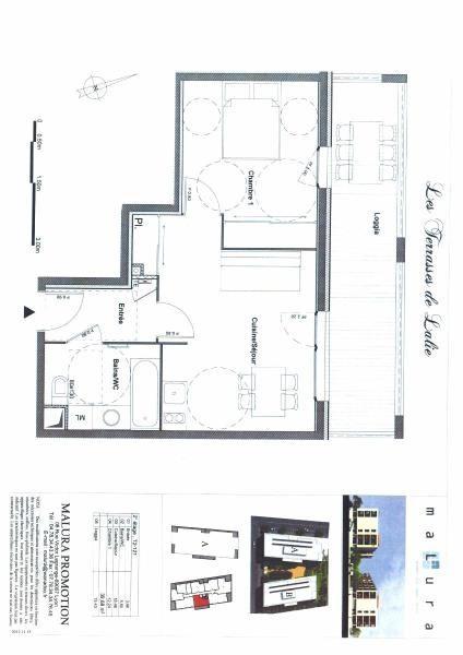 Location appartement Meyzieu 674€ CC - Photo 7