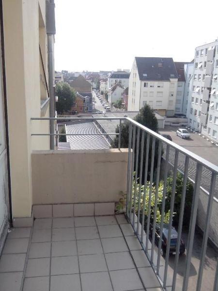 Verhuren  appartement Strasbourg 525€ CC - Foto 3