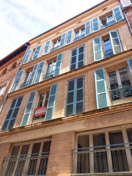 Rental apartment Toulouse 734€ CC - Picture 1