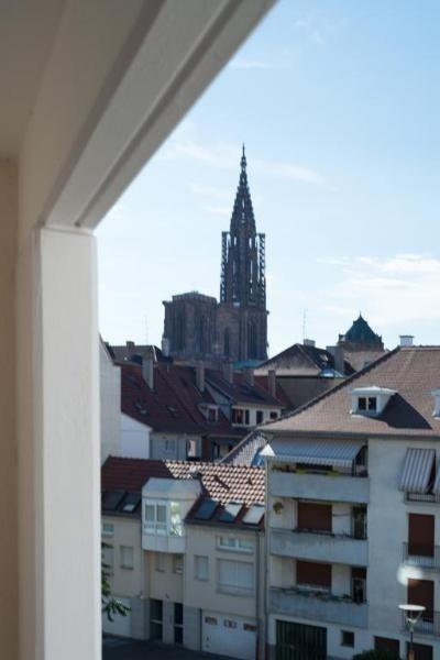 Verhuren vakantie  appartement Strasbourg 910€ - Foto 10
