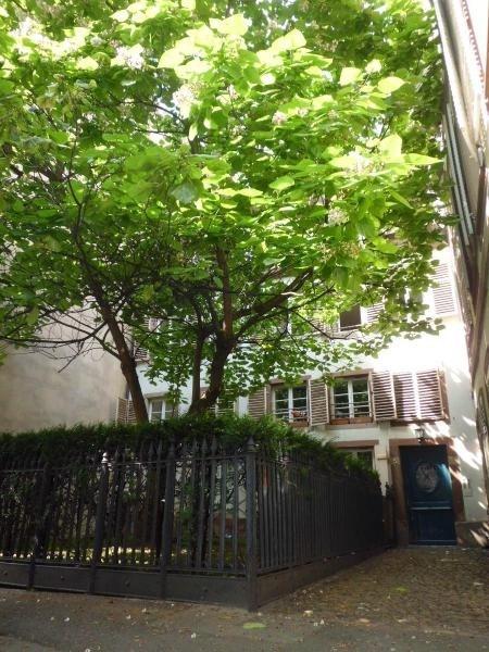 Location appartement Strasbourg 650€ CC - Photo 1