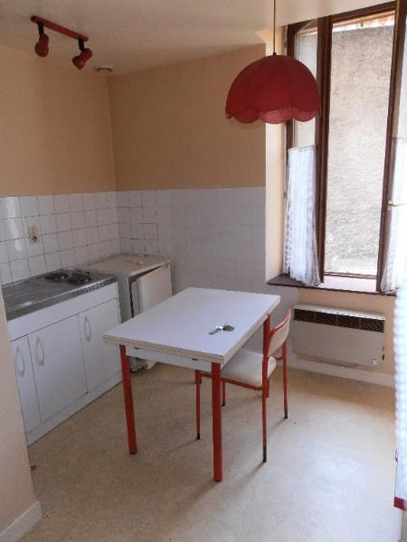 Rental apartment Oyonnax 288€ CC - Picture 1