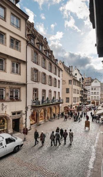 Verhuren vakantie  appartement Strasbourg 2210€ - Foto 9
