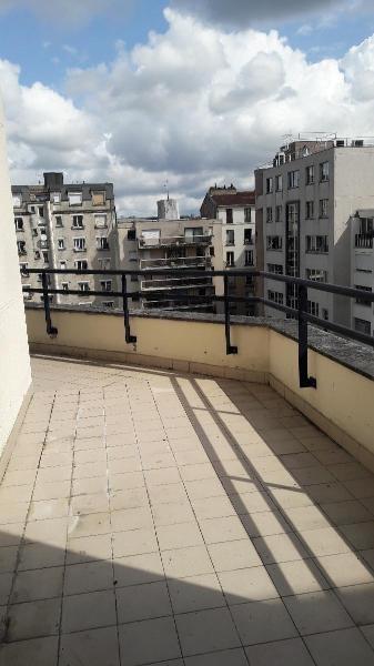 Location appartement Boulogne 1210€ CC - Photo 1