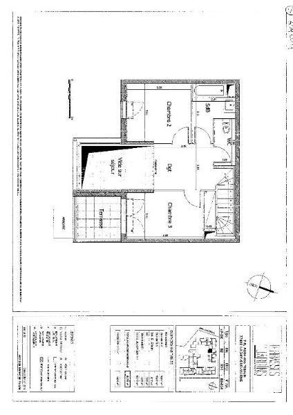 Sale apartment Lagny sur marne 394000€ - Picture 4