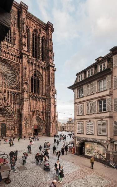 Verhuren vakantie  appartement Strasbourg 2210€ - Foto 10