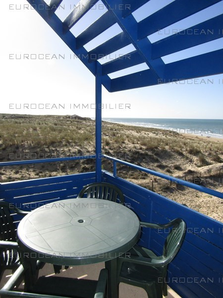 Vacation rental apartment Lacanau ocean 327€ - Picture 8