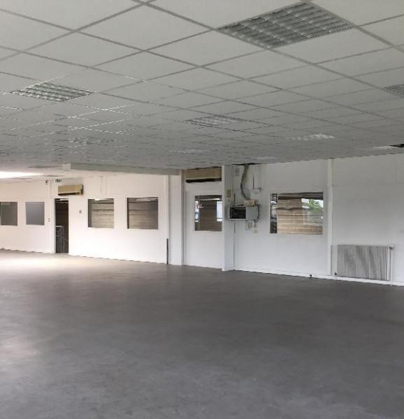 Location Local d'activités / Entrepôt Lisses 0