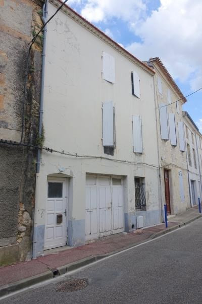 Sale building Blaye 120 000€ - Picture 1