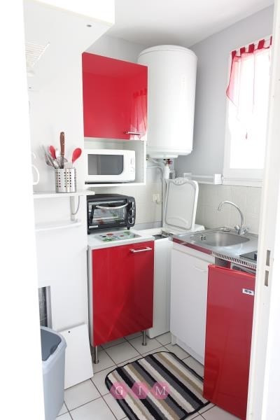 Rental apartment Andresy 595€ CC - Picture 3