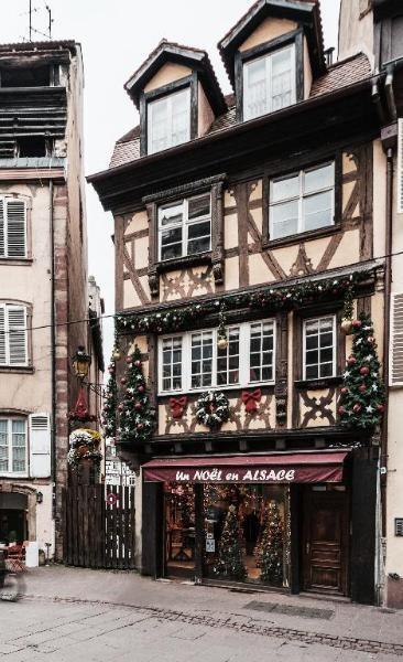 Vermietung von ferienwohnung wohnung Strasbourg 1690€ - Fotografie 16