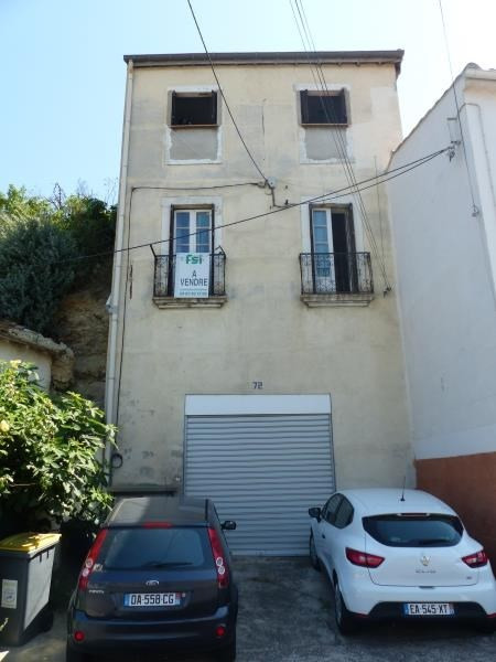 Vente maison / villa Beziers 138 000€ - Photo 1