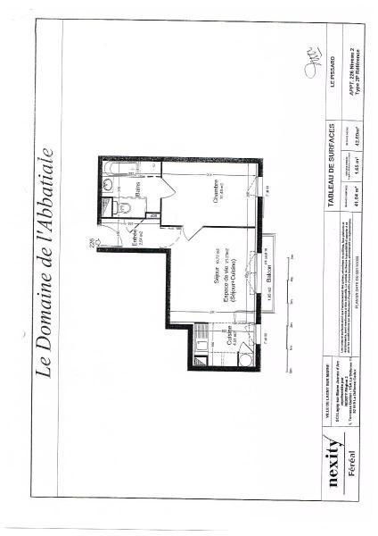 Rental apartment Lagny sur marne 815€ CC - Picture 3
