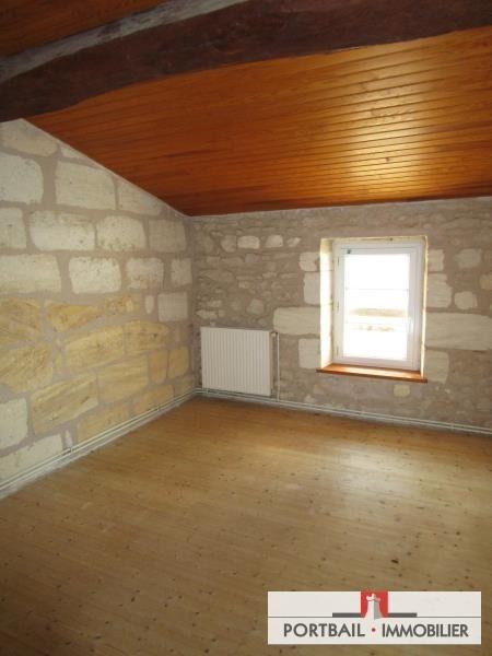 Rental apartment Blaye 560€ CC - Picture 4