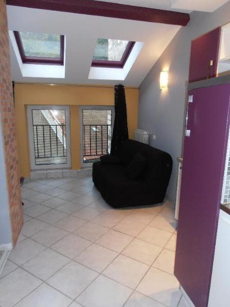 Rental apartment Nantua 344€ CC - Picture 1