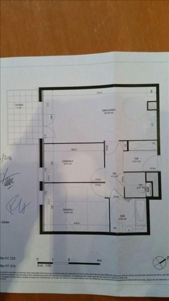 Affitto appartamento Vernaison 720€ CC - Fotografia 4